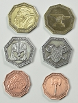 Dwarven Mixed Coin Set (30 Coins)